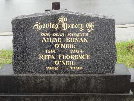 Ailbe & Rita O'Neil 2