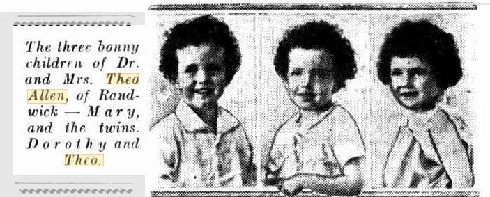 Dorothy's children