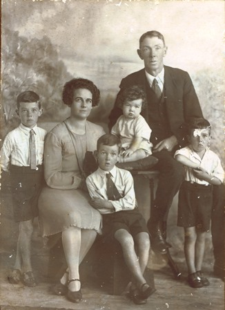 Halsted family ( before Judy)