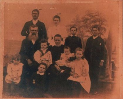 Lulham_Alfred and Family