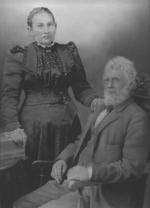 Lulham_Robert & Leonora Bugden