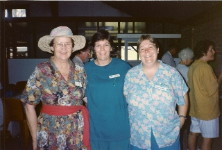 web Mary McQuade, Mary O'Neill & Colleen O'Neill 1994